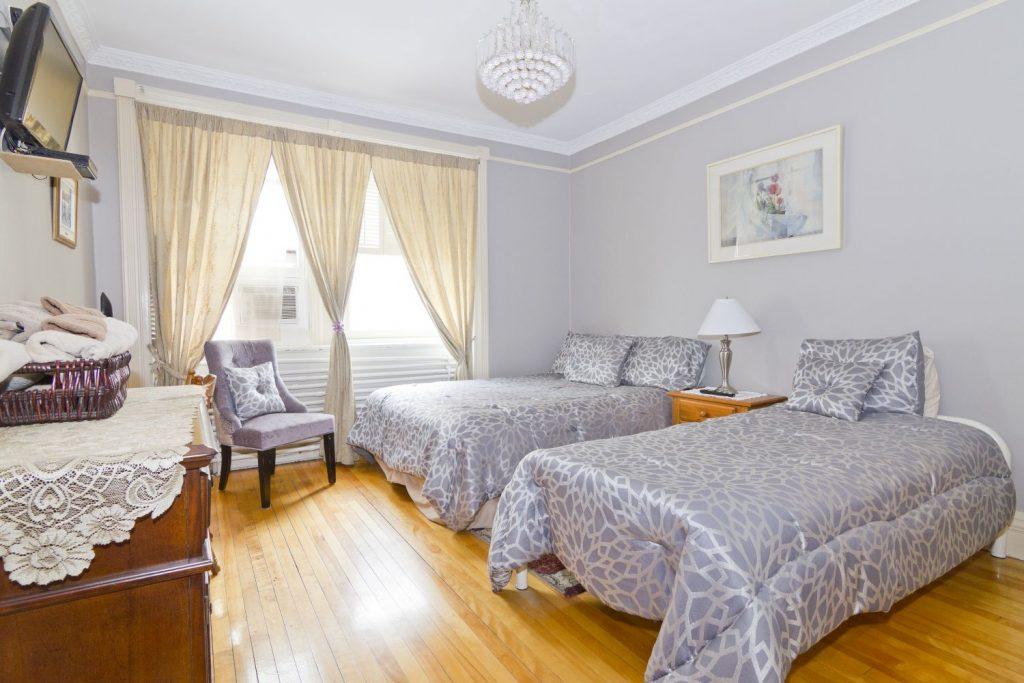 room bed and breakfast Québec