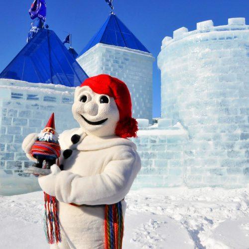 Bonhomme de neige Québec
