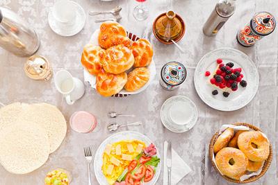 petit déjeuner bed and breakfast québec